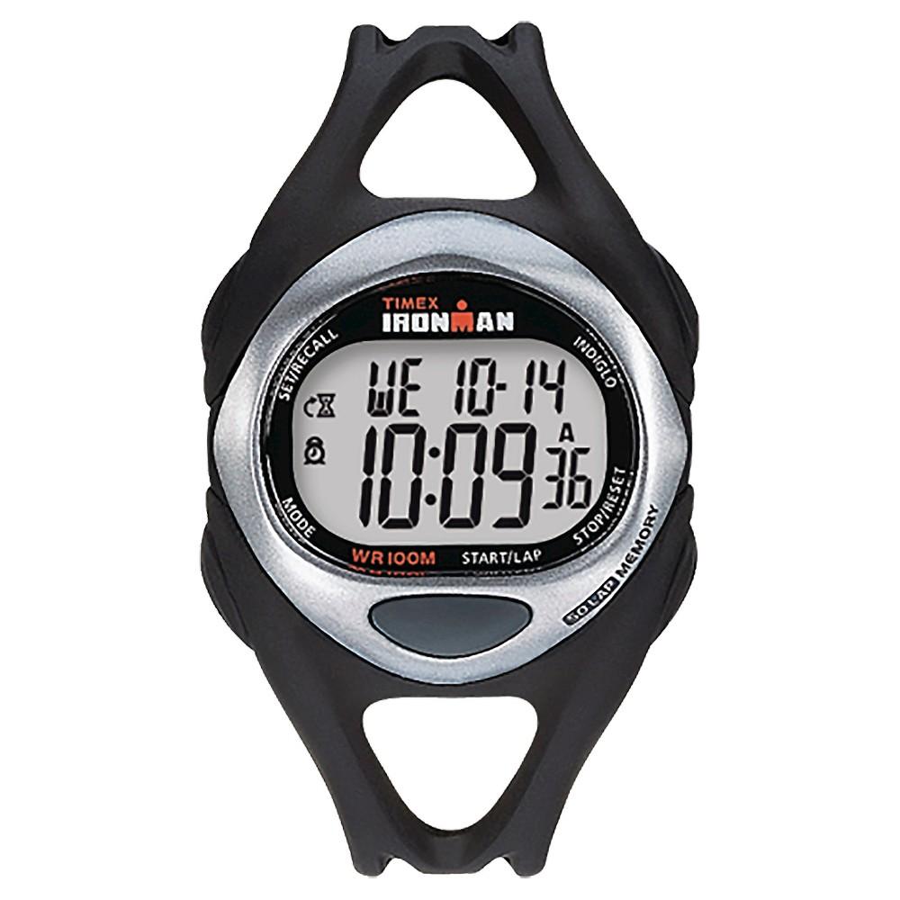 Timex Ironman Sleek 50 Lap Digital Watch - Black T542819J