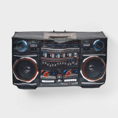 Adult Light Up and Sound Boom Box Halloween Costume One Size - Hyde & EEK! Boutique™