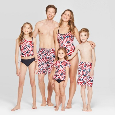 1eaf8347f5 Americana Family Swim Collection : Target