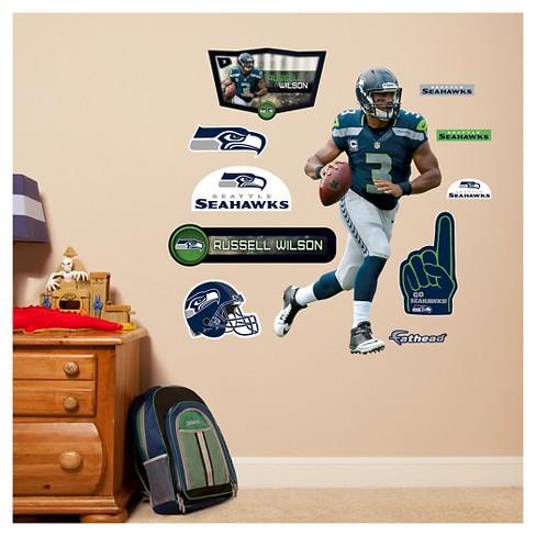 6cd32d6e864 Seattle Seahawks Fathead® Decorative Wall Art Set - 40