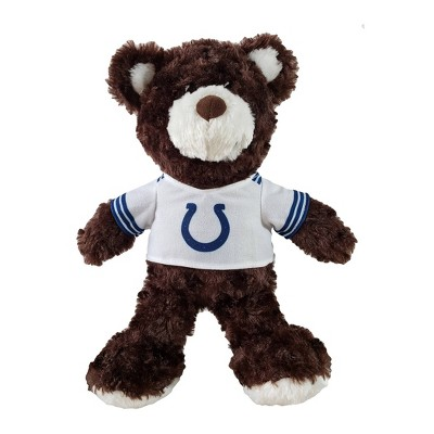 """NFL Indianapolis Colts12"""" Teddy Bear with Jersey"""