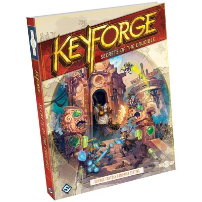 Genesys KeyForge Game: Secrets of the Crucible Campaign Setting