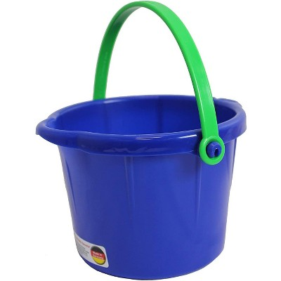 Spielstabil Small Sand Pail (One Bucket Included - Colors Vary)