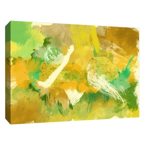 """Lemon Colors Decorative Canvas Wall Art 11""""x14"""" - PTM Images - image 1 of 1"""
