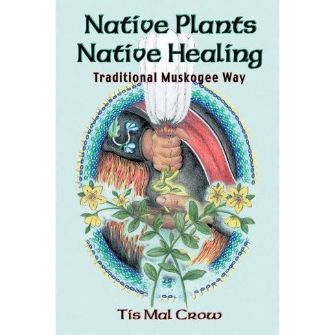 Native Plants Native Healing - by  Tis Mal Crow (Paperback) - image 1 of 1