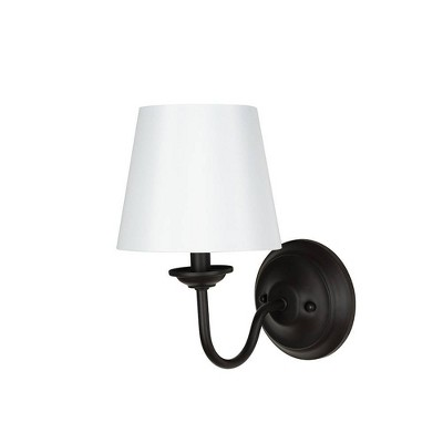 """11.75"""" 1-Light Wall Sconce (Includes Light Bulb) - Cresswell Lighting"""