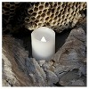 12ct Battery Operated LED Votive Lights White - image 4 of 4