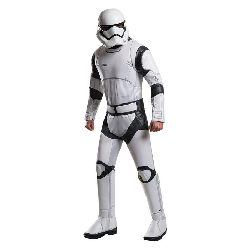 Star Wars: The Force Awakens - Stormtrooper Deluxe Adult Costume One Size - image 1 of 1