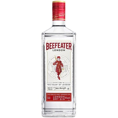 Beefeater Dry Gin - 1.75L Bottle