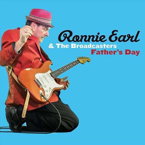 Ronnie & the b earl - Father's day (CD) - image 1 of 1