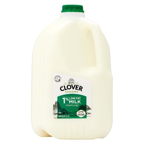Clover Sonoma 1% Milk - 1gal - image 1 of 1