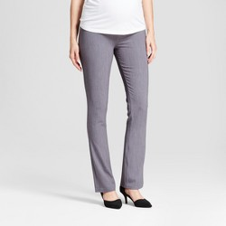 Maternity Crossover Panel Bootcut Trouser - Isabel Maternity by Ingrid & Isabel™