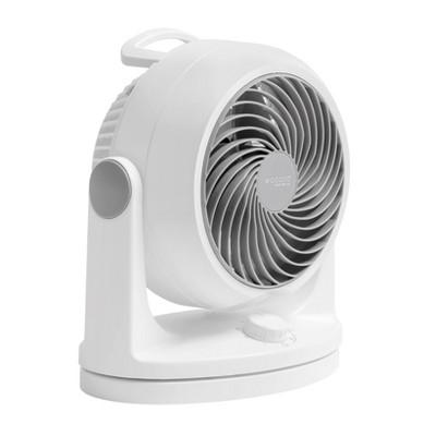 HD18U Oscillating Circulating Fan White - Woozoo