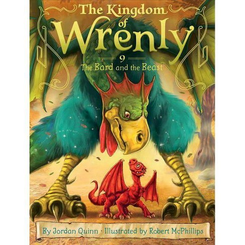 The Bard and the Beast - (Kingdom of Wrenly) by  Jordan Quinn (Paperback) - image 1 of 1