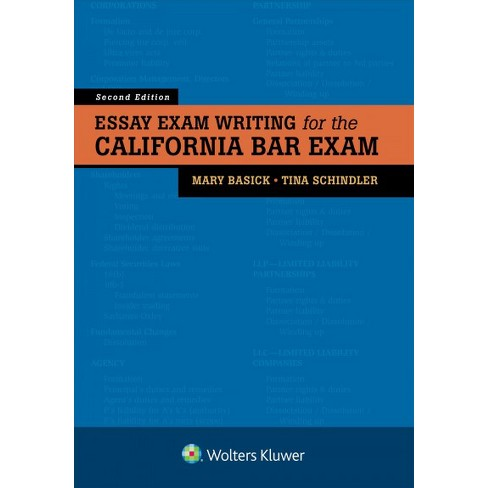 Essay Exam Writing For The California Bar Exam  By Mary Basick  About This Item Literature Review Writing Company also Analysis And Synthesis Essay  Buy An Essay Paper