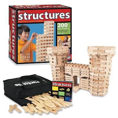 MindWare Keva Structures: Set Of 2 - Building Toys