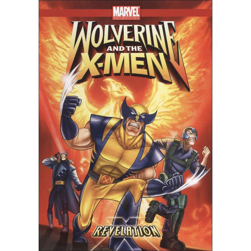 Wolverine and the X-Men: Revelation (dvd_video)