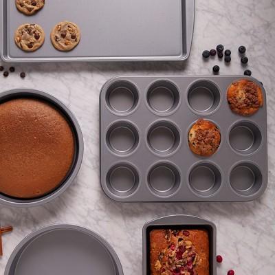 BakerEze Nonstick 9 Piece Baker's Basics Set