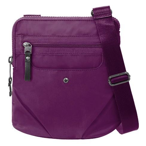 BG By Baggallini® Walkabout Crossbody Handbag - Mulberry   Target ade1b38386