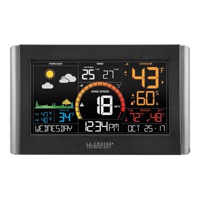 La Crosse Technology Wireless WiFi Weather Station with Wind Speed