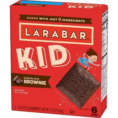 Granola & Protein Bars: LÄRABAR Kid
