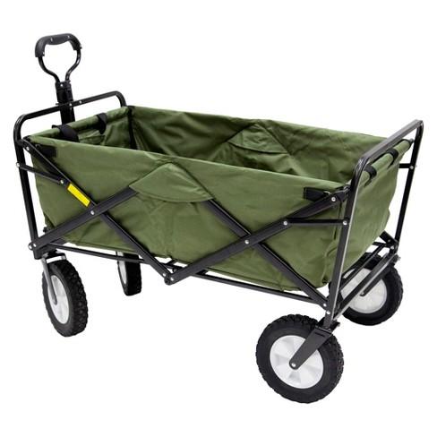 Mac Sports Folding Wagon - Green   Target d96198d32