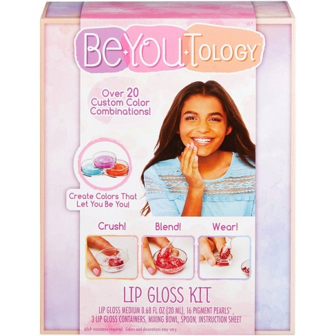 BeYouTology Create Your Own Lip Gloss Kit - image 1 of 4