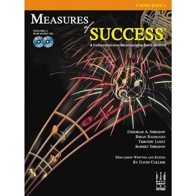 FJH Music Measures of Success F Horn Book 2