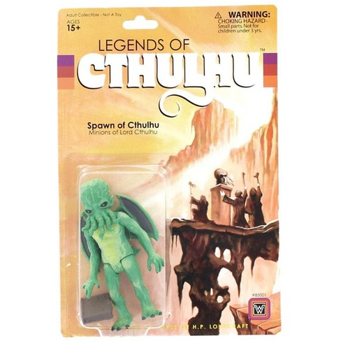 Warpo Legends of Cthulhu Spawn of Cthulhu Retro Action Figure - image 1 of 3