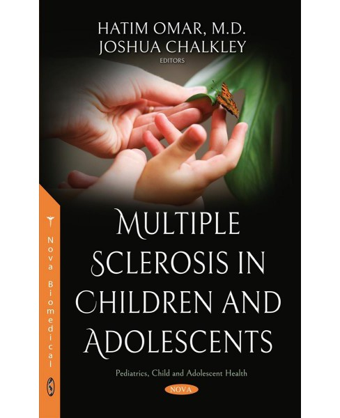 Multiple Sclerosis in Children and Adolescents (Hardcover) - image 1 of 1