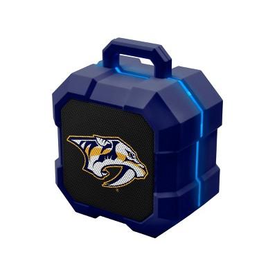 NHL Nashville Predators LED Shock Box Speaker