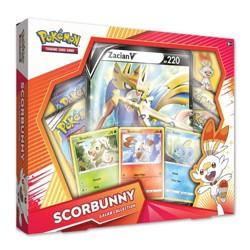 2019 Pokemon Trading Card Game Scorbunny Galar Collection Box