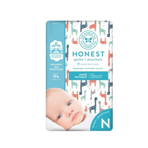 The Honest Company Disposable Diapers - (Select Size and Pattern) - image 1 of 3