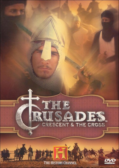 Crusades crescent & the cross (DVD) - image 1 of 1
