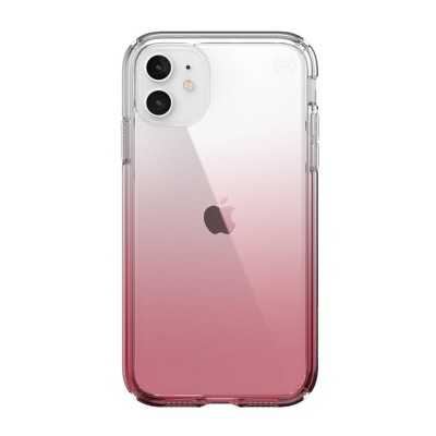 Speck Apple iPhone Presidio Perfect Clear Ombre - Vintage Rose