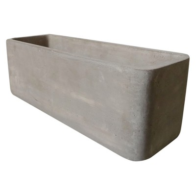 4  Rectangular Concrete Planter - Project 62™