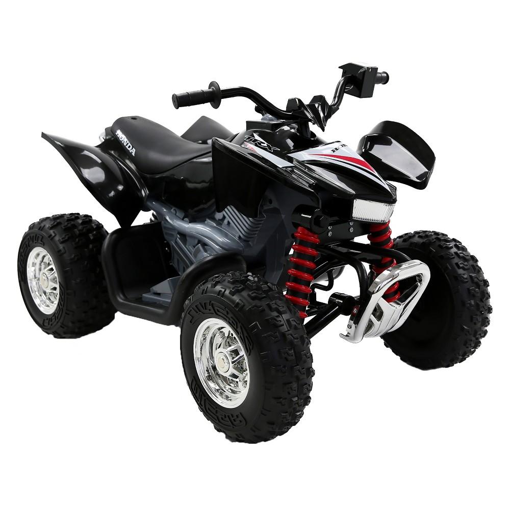 Honda 12V Trx Quad, Black