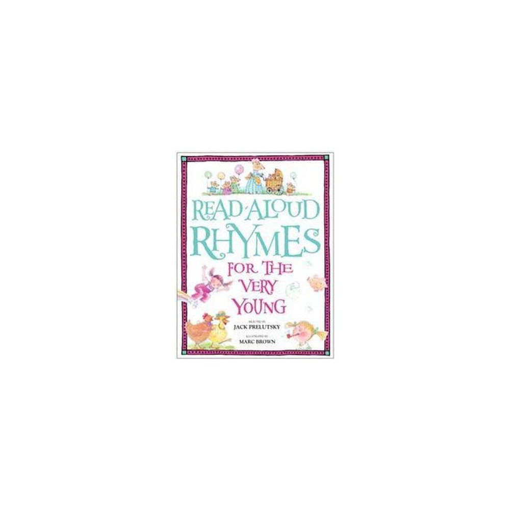 Read-aloud Rhymes for the Very Young (Reissue) (Hardcover)