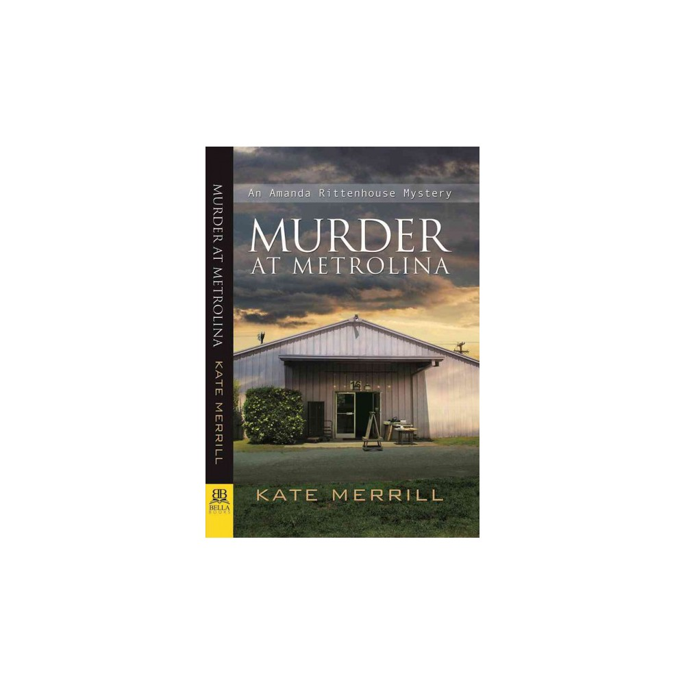 Murder at Metrolina (Paperback) (Kate Merrill)