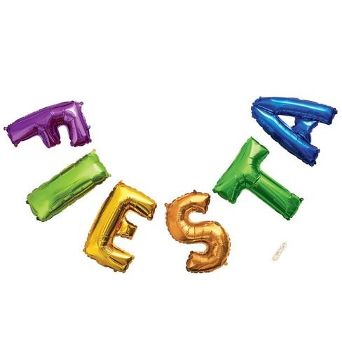 Fiesta Theme Foil Balloon - Spritz™ - image 1 of 1