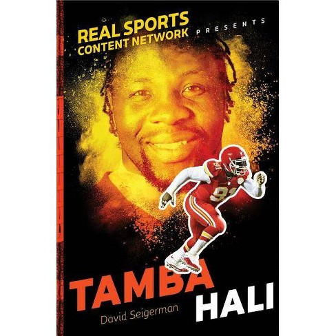 Tamba Hali - (Real Sports Content Network Presents) by  David Seigerman (Hardcover) - image 1 of 1
