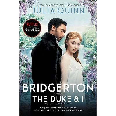 Bridgerton [tv Tie-In] - (Bridgertons, 1) by Julia Quinn (Paperback)
