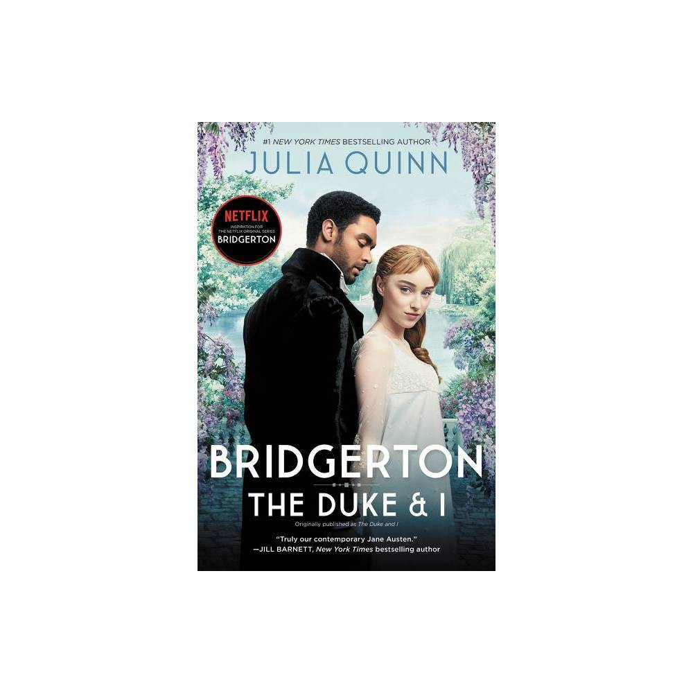 Bridgerton Tv Tie In Bridgertons 1 By Julia Quinn Paperback