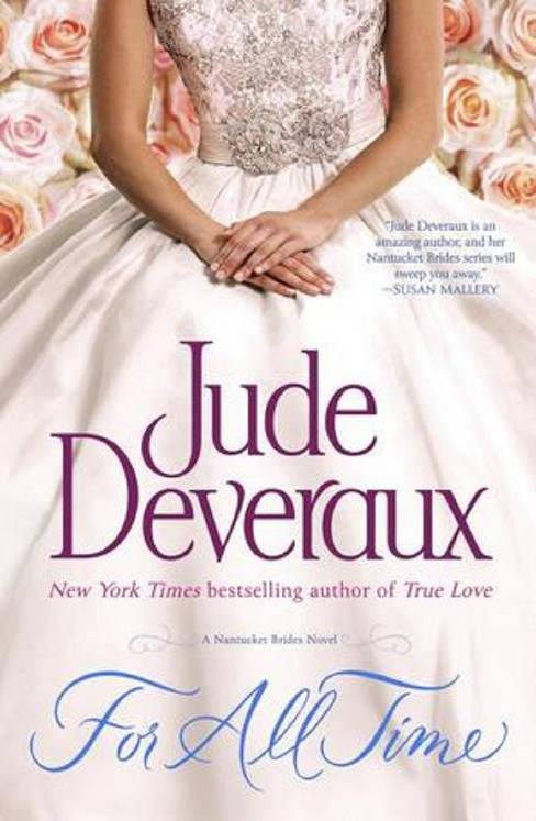 For All Time by Jude Deveraux (Hardcover) - image 1 of 1