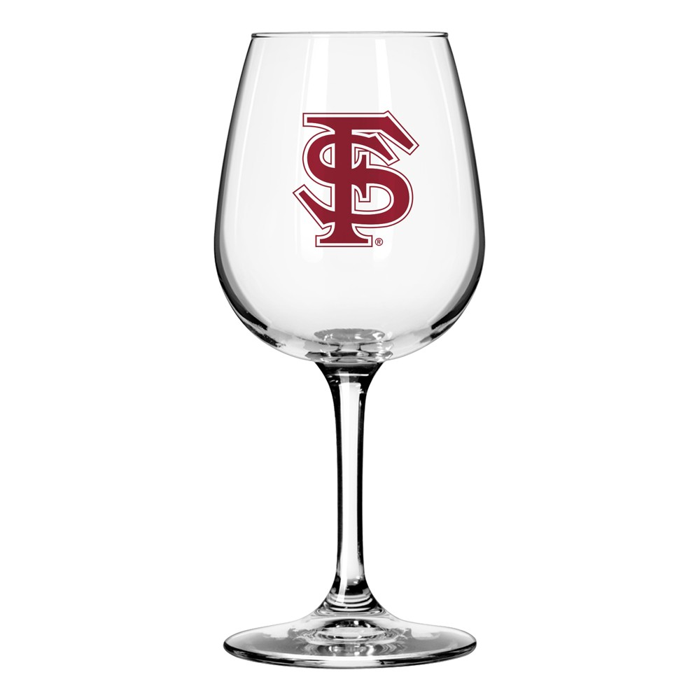 NCAA Florida State Seminoles Boxed Wine Glass