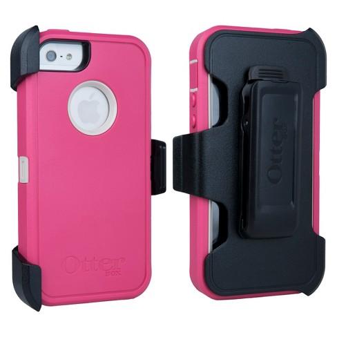 watch 90114 621e0 OtterBox Apple iPhone 5/5s/SE Defender Case - Berries 'n' Cream