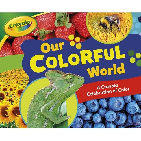 Our Colorful World - by  Mari C Schuh (Paperback) - image 1 of 1