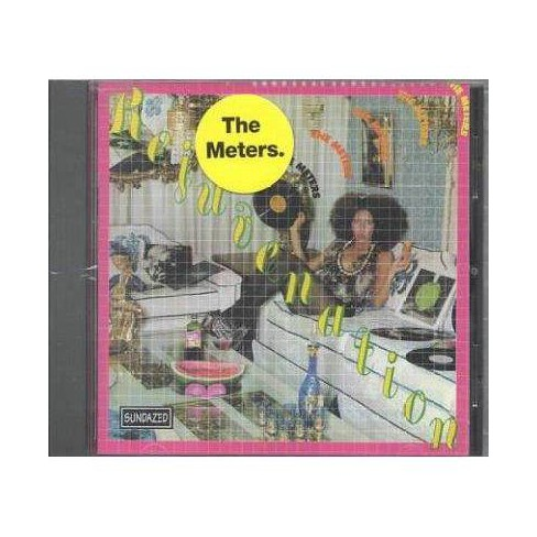Meters - Rejuvenation (CD) - image 1 of 1