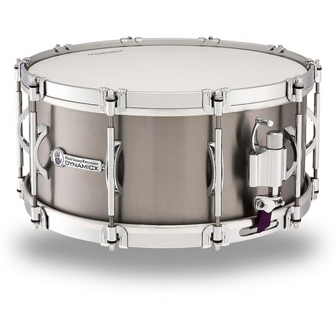 Black Swamp Percussion Dynamicx Sterling Series Titanium Snare Drum 14 x 6.5 in. - image 1 of 1