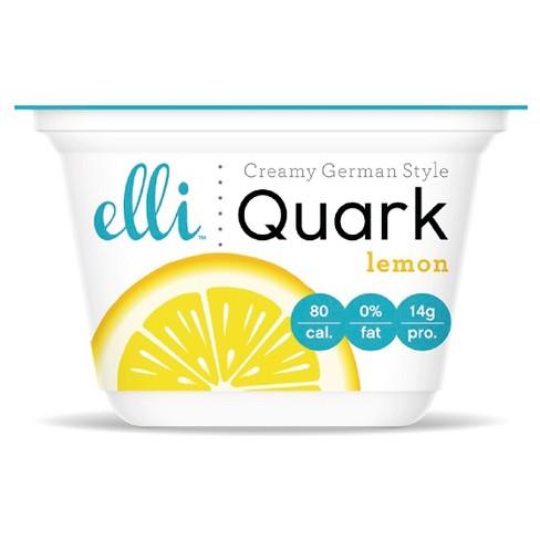 Elli Quark Lemon Yogurt - 6oz - image 1 of 1